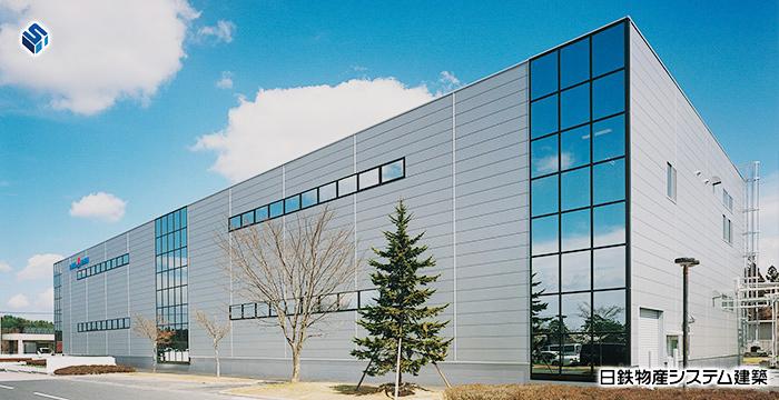 日鉄物産システム建築